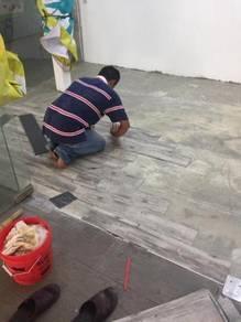 Vinyl Flooring E4567 for shop dll