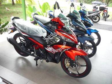 2019 Yamaha 135lc