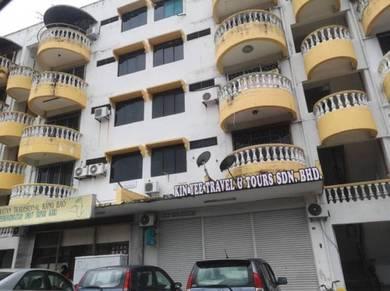 Cheap FREEHOLD 1st Floor Kampung Lapan Apartment
