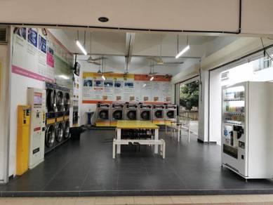 For Sale Coin Laundry Dobi Ara Damansara