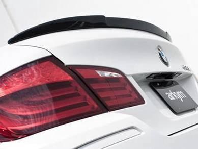 BMW F10 Akyrm carbon spoiler