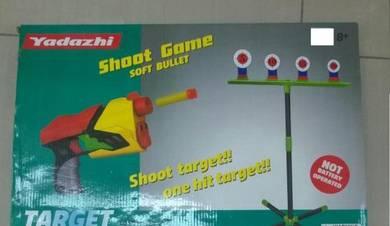 Kids Shooting Target Non Battery (pistol kanak Kan