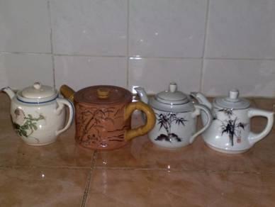 Teko vintage ceramic teapot 4