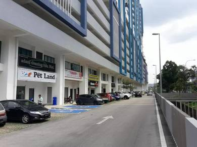 Ground Floor GF Shop Lot Metia Residence, Section 13, Shah Alam