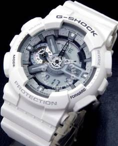 Watch - Casio G SHOCK GA110C WHITE - ORIGINAL