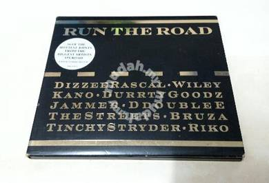RUN THE ROAD Cd
