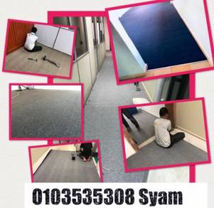 IPT deco carpet & flooring - karpet pejabat 3mm/k