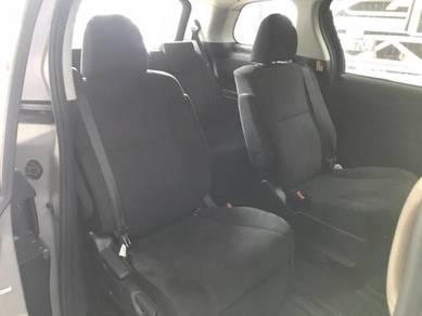 Toyota Estima new facelift conversion interior NFL