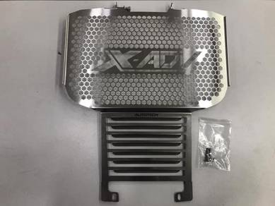 Honda X-Adv 750 Radiator Cover ~ X Adv 750