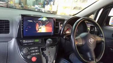 TOYOTA Wish 2004-2008 Android Player