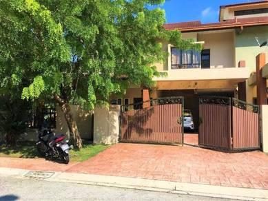 END LOT Double Storey Terrace Jalan Jeriji U8 Bukit Jelutong | 52x75