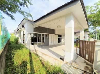 Semi D Setingkat Taman Jeram Perdana Masjid Tanah Full Loan