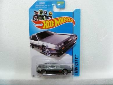 Hotwheels '81 Delorean DMC-12 #33