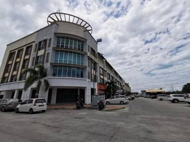 [CORNER LOT] Level 3 Shop Kuala Selangor Taman Bendahara