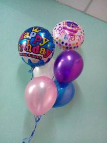 Bunch balloon, BOUQUET BALLOON