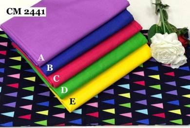 Kain Cotton High Quality & Murah CM2439-41