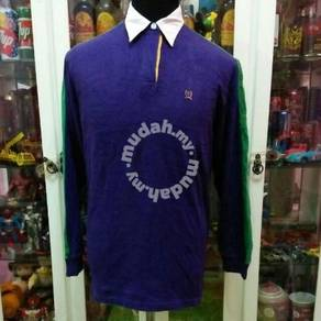 Vintage 90's Tommy Hilfiger Long Sleeve Polo Shirt