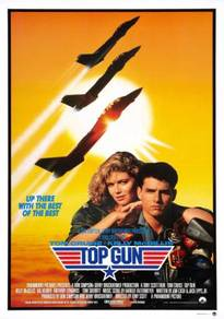 Poster TOP GUN MOVIE