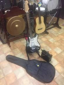 RcStromm Electric Guitar Set (001)