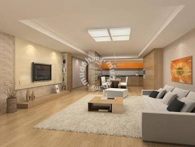 Plaster Ceiling & Drywall Partition 982V