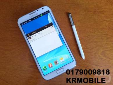 Samsung -Note2- seconhand
