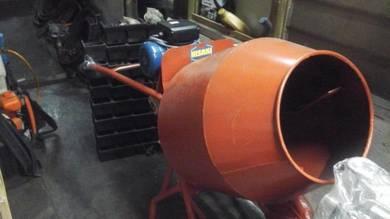 Concrete mixer- pambancuh simen(elektrik)