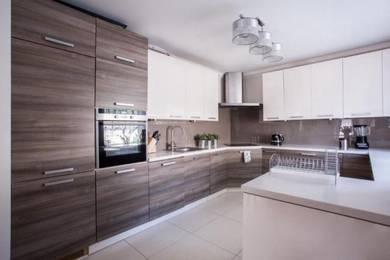 Kitchen cabinet and interior design