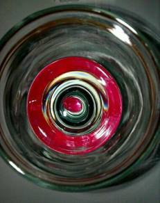 Delima Merah Air / Panchar Warna King Hyper Rare