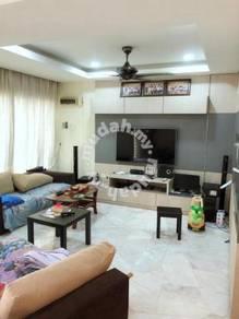 Lander House 24x65 sqft Taman Kok Lian Good Condition