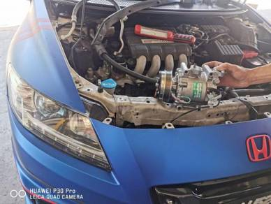HONDA CRZ JAZZ CITY AC Compressor New Sanden Ori