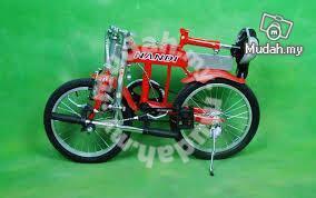 Nandi 16inchi foldable bike
