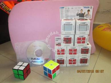 Rubiks 2x2 (Super Smooth Competition Grade)