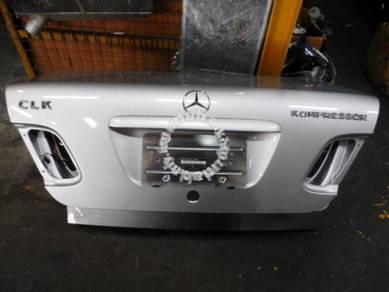 JDM Mercedes Benz CLK 2003 Rear Bonnet Empty