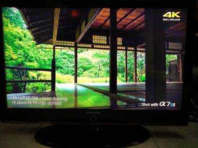 Samsung 40'' LCD TV