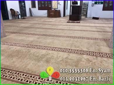 IPT perlis - Karpet masjid - carpet saf 4ft&4.3ft