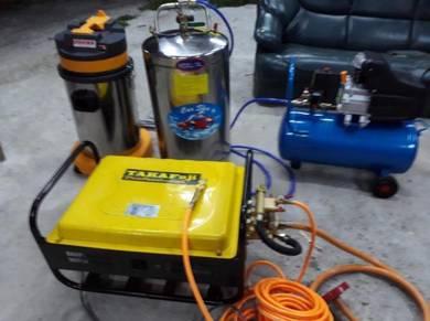 Peralatan cuci kereta / carwash set