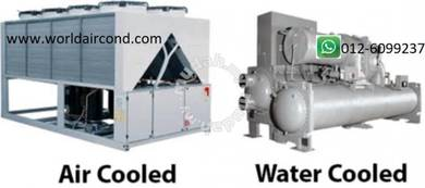 Water-Cooled Chiller & Air-Cooled Chiller