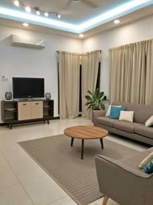 Homestay Denai Alam Corner 5 bilik muslim