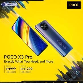"""XIAOMI POCO X3 PRO (6.67"""" HD+/8GB RAM/256GB ROM)"""
