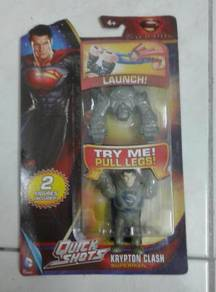 Quick Shots Krypton Clash Superman