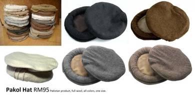 Pakistan Pakol Hat I & II