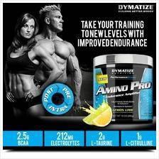 Dymatize Amino Pro Amino BCAA Energy STAMINA