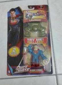 Quick Shots Flight Strike Superman