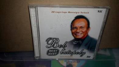 CD The Best of Bob Tutupoly 2CD