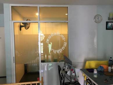 Lembah Shantung 2nd Floor (Corner)(Fully Furnish)