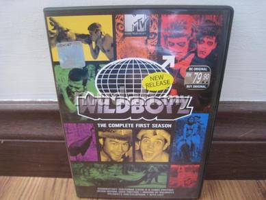 DVD Wildboyz - The Complete First Season 2DVD
