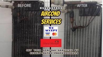 Aircond air cond *Professional Setapak Mon-Sun 48