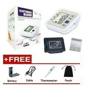 Alat Test Tekanan Darah 1 Set 5 Barang