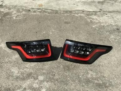 Range Rover Sport Facelift Tail Lamp range rover