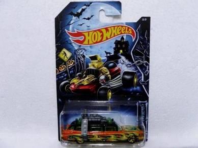 Hotwheels Halloween Ghostbusters Ecto-1